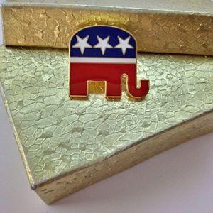 Republican Lapel Pin